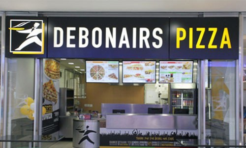 Debonairs Pizza Restaurant In South Africa