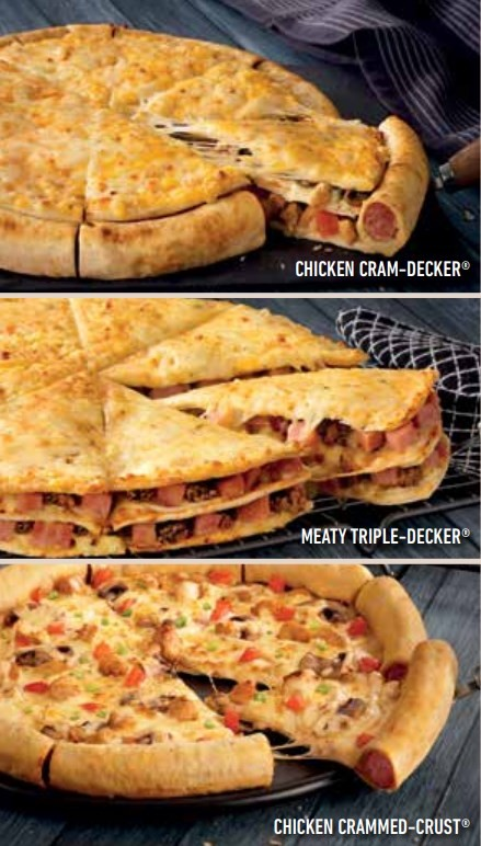 Pizzas Available On The Debonairs Menu