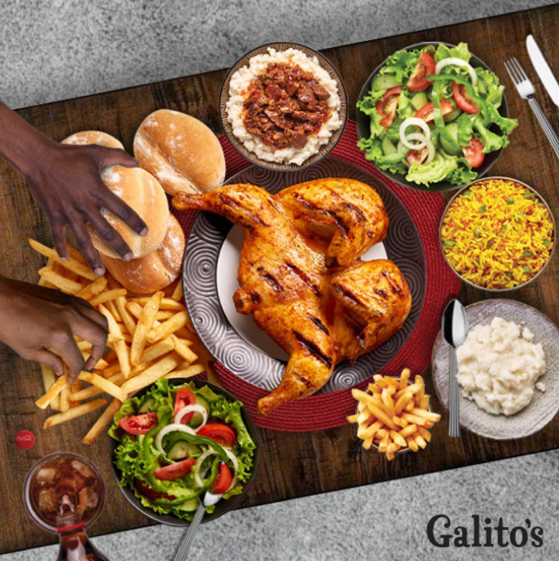 Family Meals Are Also A Great Option On The Galitos Menu